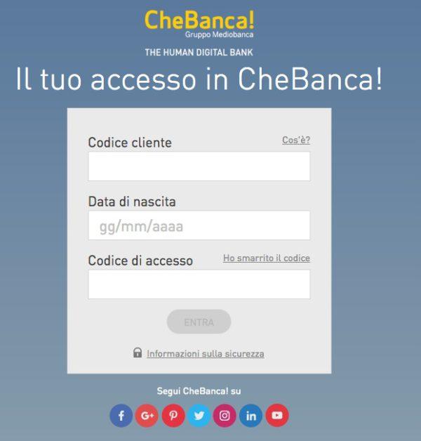 Aprire Conto Deposito CheBanca è davvero conveniente ?