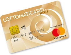 esempio carta lottomaticard plus