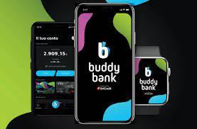 esempio interfaccia buddybank