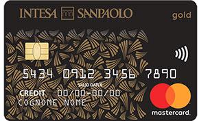 carta di credito gold intesa sanpaolo
