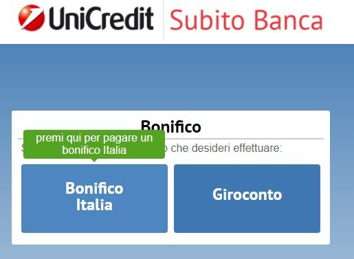Come compilare un bonifico bancario online for Causale bonifico ristrutturazione 2017