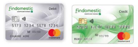 immagine carte di pagamento findomestic