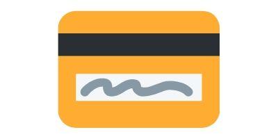 icona carta di pagamento