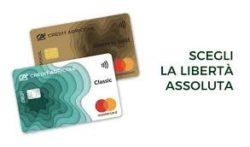 carta di credito credit agricole