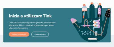 come utilizzare app tink