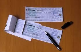 conto corrente con assegni